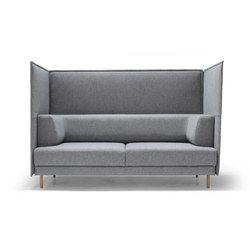 Private High Back 2.5 Seater | Loungesofas | ICONS OF DENMARK