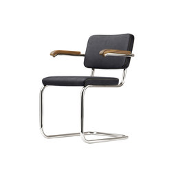S 64 | Visitors chairs / Side chairs | Thonet