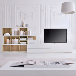 Charlotte 148 | Wall storage systems | Silenia