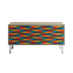Intarsia | Mandala | Buffets / Commodes | Laurameroni