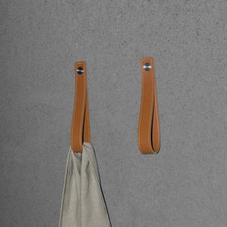 Type Leather Towel Holder | Handtuchhalter | MAKRO
