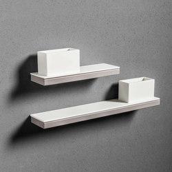 Type Shelf with Cup | Estanterías de baño | MAKRO