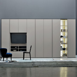 SpazioLab Hinged Ala Wing | Armoires | Silenia