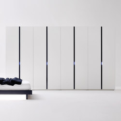SpazioLab Hinged Linear | Cabinets | Silenia