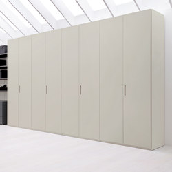 SpazioLab Hinged Soft | Cabinets | Silenia