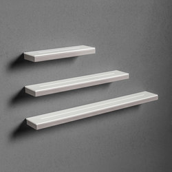 Type Sign Shelf | Mensole bagno | MAKRO