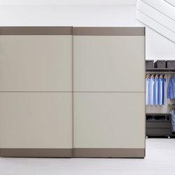 SpazioLab Sliding Bend | Cabinets | Silenia