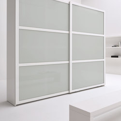 SpazioLab Sliding Opus | Cabinets | Silenia