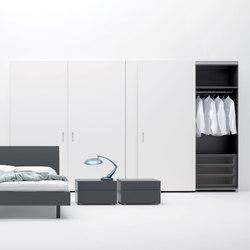 SpazioLab Coplanar Soft | Cabinets | Silenia