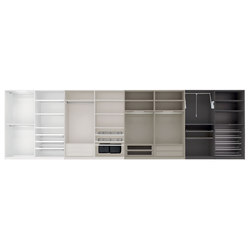 SpazioLab Walk-in closet | Walk-in wardrobes | Silenia