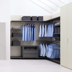 Oasi Walk-in closet | Walk-in wardrobes | Silenia