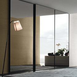 Square Maxi sliding doors | Cabinets | Jesse