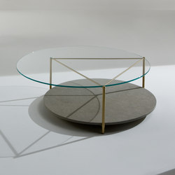 Echo | Low Tables | Coffee tables | Laurameroni