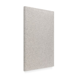 Akustik-Pinboard | Sound absorbing fabric systems | HEY-SIGN