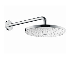 hansgrohe Raindance Select S 300 2jet overhead shower with shower arm 390 mm | Shower controls | Hansgrohe