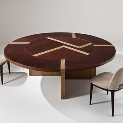 Maxima | Table | Dining tables | Laurameroni