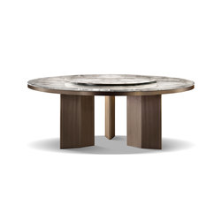 Morgan Marble | Dining tables | Minotti