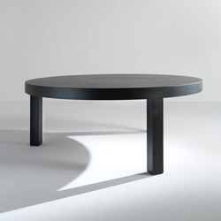 Sculture | Round Table | Dining tables | Laurameroni