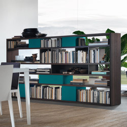 Open bookcase | Shelving | Jesse