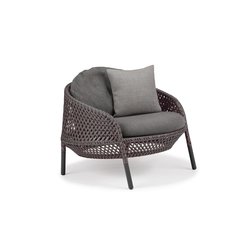 Ahnda Lounge chair | Garden armchairs | DEDON