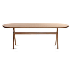 Touch Table (with wood legs) | Mesas comedor | Zanat