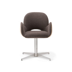 Bliss-02 base 120 | Visitors chairs / Side chairs | Torre 1961