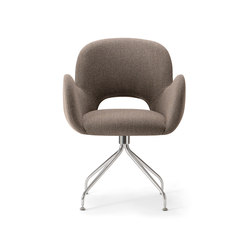 Bliss-04 base 110 | Visitors chairs / Side chairs | Torre 1961