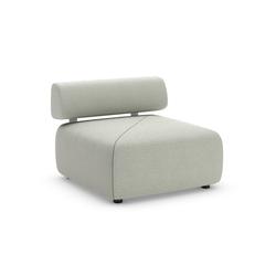 Brixx Módulo sofá S | Sillones de jardín | DEDON