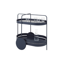 GRACE | Tea-trolleys / Bar-trolleys | Schönbuch