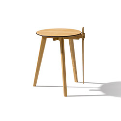 hi! side table | Tables d'appoint | TEAM 7
