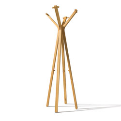 hood coat stand | Freestanding wardrobes | TEAM 7