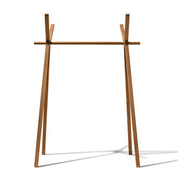 hood+ coat stand | Percheros de pié | TEAM 7