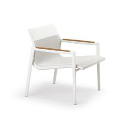 Dean Lounge Chair | Armchairs | DEDON