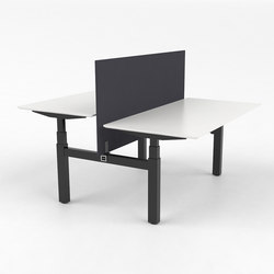 Flow Bench Desk | Desking systems | Cube Design