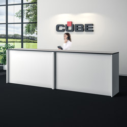Lite Cube high table | Terminales de información | Cube Design