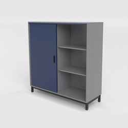 Quadro Slidingdoor cabinet | Armadi ufficio | Cube Design