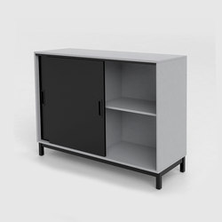 Quadro Slidingdoor cabinet | Armadi | Cube Design