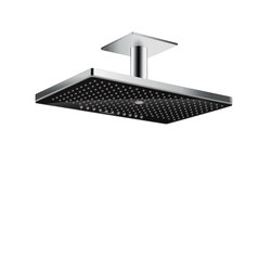 hansgrohe Rainmaker Select 460 3jet overhead shower with ceiling connector 100 mm | Shower controls | Hansgrohe