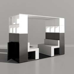 Space-within-a-space Inwerk Masterpod® | Office Pods | Inwerk