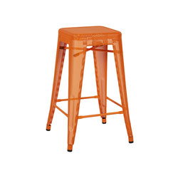 Perforated H65 stool | Hocker | Tolix