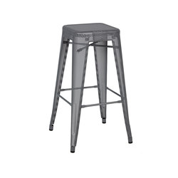 Perforated H75 stool | Sgabelli bar | Tolix