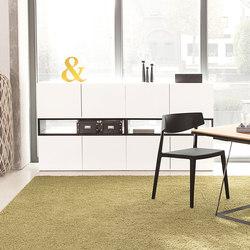 Masterbox® Design Highboard, 2,5 FH   Sideboards   Inwerk