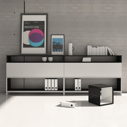 Masterbox® Design Sideboard 2,5 FH | Buffets / Commodes | Inwerk