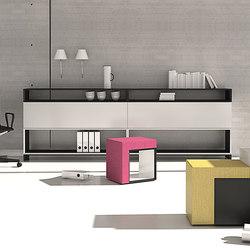 Masterbox® Design Sideboard 2,5 FH | Sideboards | Inwerk