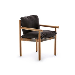 Tibbo Armlehnstuhl | Stühle | DEDON