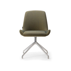 Kesy-01 base 102 | Visitors chairs / Side chairs | Torre 1961