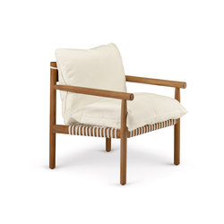 Tibbo Lounge Chair | Armchairs | DEDON