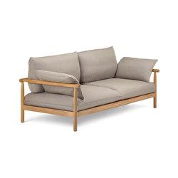 Tibbo 2er-Sofa | Sofas | DEDON
