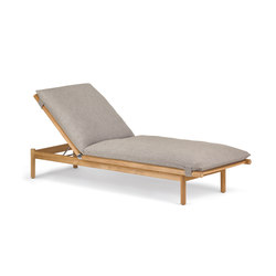 Tibbo Beach Chair | Sun loungers | DEDON