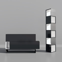 Masterbox® Design Sideboard with flap 2.5 FH | Armarios | Inwerk